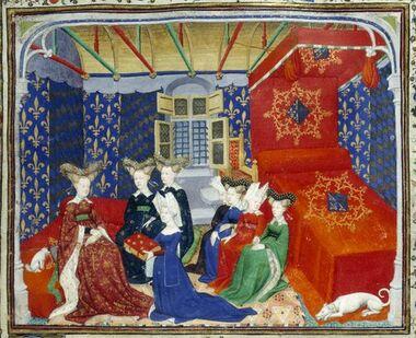 christine de pizanmanuscript