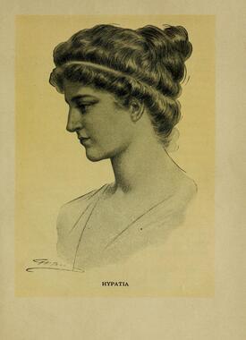 Hypatia portrait 1
