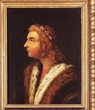 Matthias Corvinus Rubens