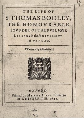 bodleian cover