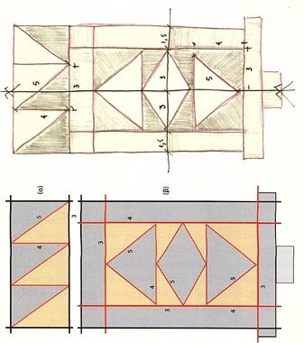 Plato Academy floorplan geometry
