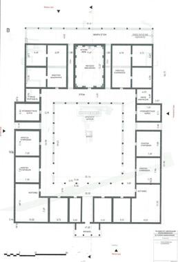 Aristotle Lyceum floorplan 2