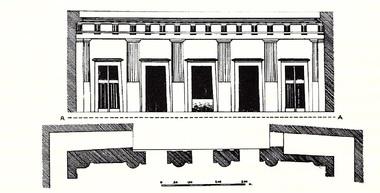 Alexandreia tomb III necropolis Mustafa