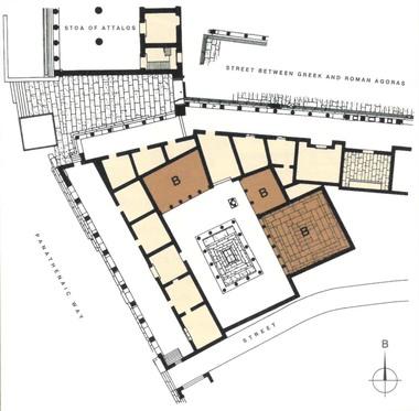 Pantainos lib floorplan