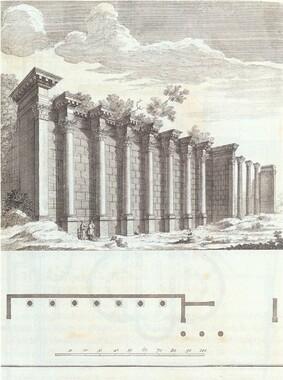 Hadrians lib engraving2