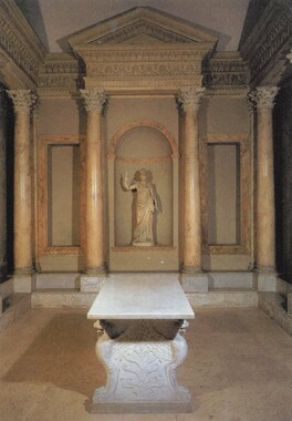 Hadrian Tivoli reconstructure