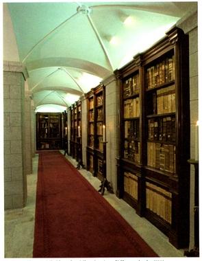Monastery Patmos internalview