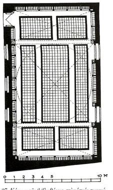 Patriarchal library floorplan