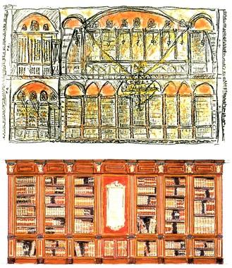Patriarchal library plan
