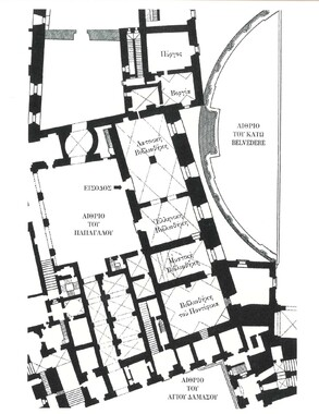 Vatical library old floorplan