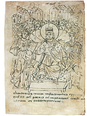 theodosios 1