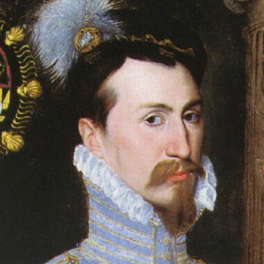 Robert Dudley 1st Earl of Leicester square